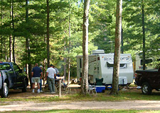 campgrounds campsites