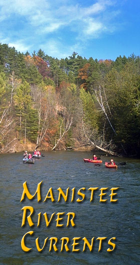 Manistee River Currents